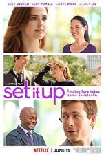 Set it Up - aktuálne bez CZ a SK dabingu - na Netflixe (r. 2018)