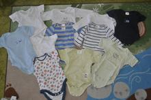 Oblečení pro miminko 56-68,