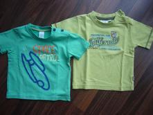 Chlapecká trička zn. c&a a fdc feetje, 80
