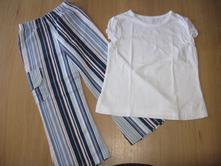 Kalhoty a tričko, george,86