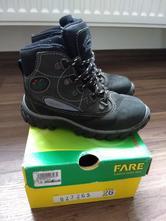 Celoroční trekové boty fare s membránou, fare,26