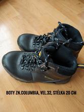 Dětské kozačky a zimní obuv   Columbia - Dětský bazar  f6bc8b7003