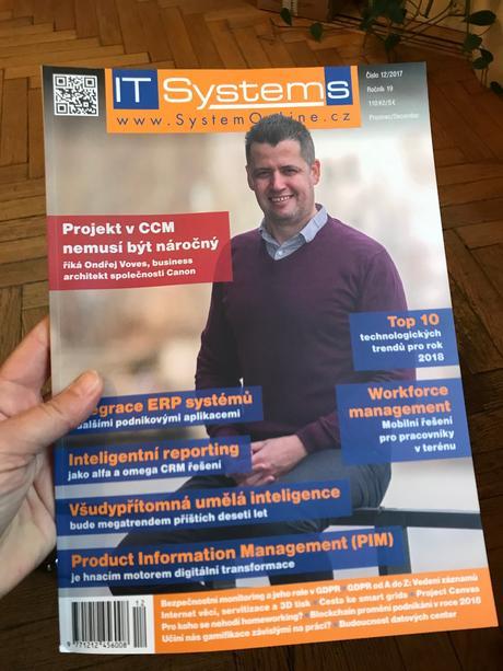 Časopis it systems,