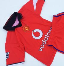 Fotbalový dres pro děti manchester rooney č.397,