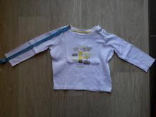 Tričko s dlouhým rukávem, lupilu,86