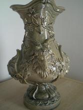 Starožitná váza l. kříž 1895,