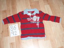 Chlapecké tričko, h&m,86