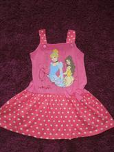 Šaty s princeznami, disney,134
