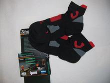 Sportovní ponožky,,itálie, crivit,38