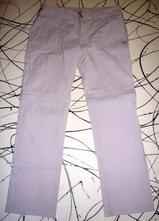 Světlé sportovní kalhoty, l