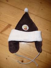 Zimní čepička - chlupatka, disney,74
