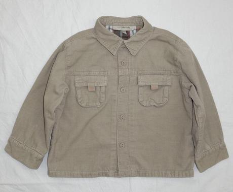 Košile manžestrová vel. 18 -24m, debenhams,92