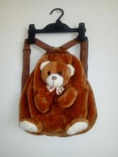 Nový, nepoužitý batůžek s medvídkem,