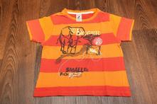 Pruhované tričko, palomino,110