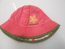 Oshkosh - klobouček s kytkou, vel. 86/92, oshkosh,86