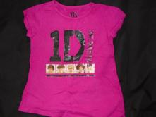 1015-triko one direction 11-12let, 152