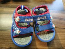 Chlapecké sandály spiderman vel. 28, marvel,28