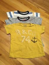Set 3 triček next, next,86