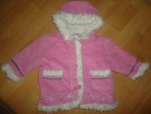Zimní kabátek, ladybird,80