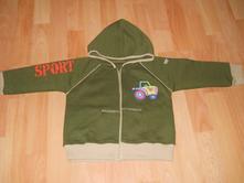 Mikina s kapuci, 98