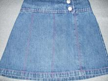 Džínsová sukňa next, next,92