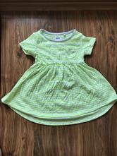 Nove neonove šaty zn.next, 12-24m, next,92