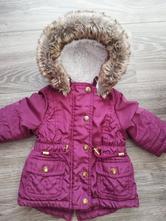 Zimní bunda pro holčičku značka f&f velikost 68, f&f,68