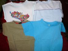 Dětská trička, next,122