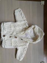 Teplý svetr podšitý bavlnou, next,80