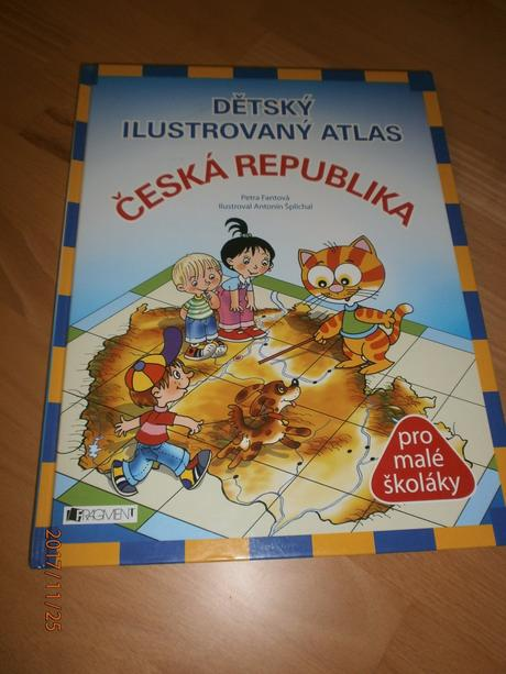 Kniha pro male skolaky,