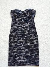 Šaty elastické, velikost 36, značka amisu, amisu,36