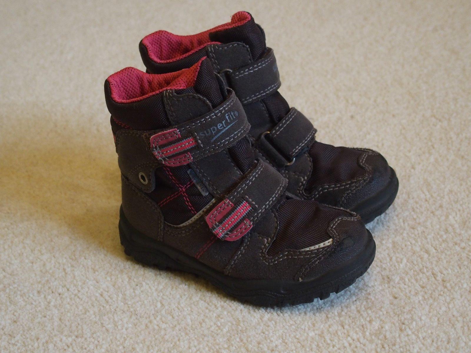 Zimní boty superfit vel. 26 7ff69a233e