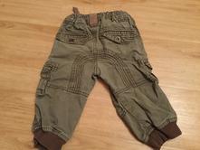 Plátěné kalhoty, l.o.g.g.,80