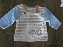 Semišové tričko v. 62, ergee,62