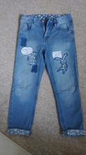 Vel. 110 luxusní džíny zn. coolclub, coolclub,110