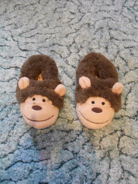 Papuče s medvědem, f&f,23