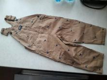 Kalhoty s laclem, oshkosh,98
