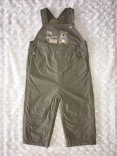 Khaki zateplené kalhoty c&a, c&a,92