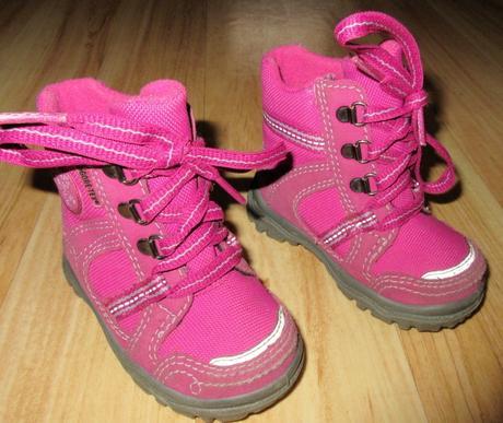 Zimní boty s kožíškem, superfit,20