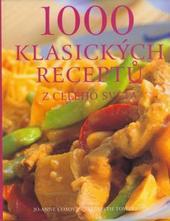 Kuchařka 1000 klasických receptů z celého světa,