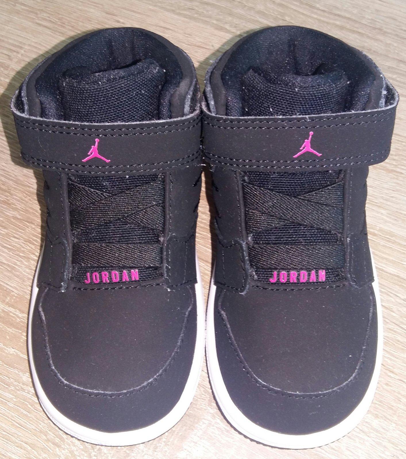 Dětské boty nike jordan 8c86d437db