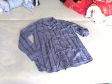 Dlouhá košile, fishbone,xl