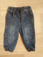 Riflové kalhoty, early days,68