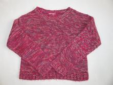 Pletený svetřík, young dimension,128