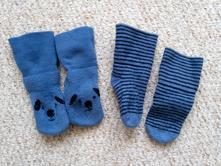 Teplé ponožky, h&m,62