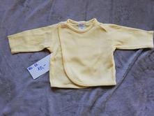Žluté zavinovací tričko, 62