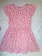 Super bavlněné šaty s mašličkama, dopodopo,128