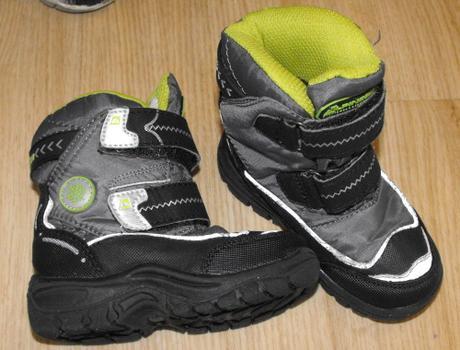 A84. zimní boty alpine, 22