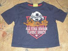 tričko scooby doo, george,92