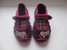 Papuče, bačkůrky, baleríny befado, befado,22